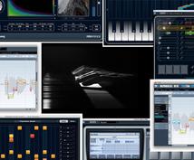 【もうワンランク上の楽曲へ】あなたの音源にキーボードパートを加えます!