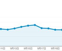 月間平均50万PVのサイトに広告を載せます ユーザー20万人・30代~50代の男性が80%です。