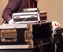 PA・音響オペレーターをお引き受けいたします ~300程度の中規模な音楽イベント