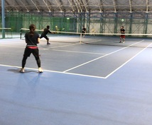 あなたのテニスのお悩み解決とワンポイント教えます テニスが上手くなりたい方(年齢不問)