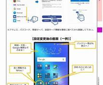 Zenfone3Laserマニュアル販売します 基本操作がわからないい方にオススメ!
