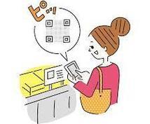 QRコード作ります 名刺やチラシなどにご活用ください!!