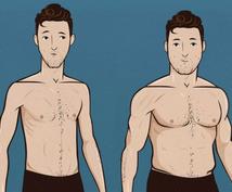筋肉量をあげながら体重を増やすサポートをします 体を大きくしたい人や夏までに変化を求めてる方にオススメです。