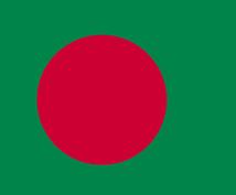 バングラディッシュについてのビジネスレポートを差し上げます。