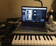 編曲を承ります メロディは思い付くけどメロディ以外の音が思いつかない方向け