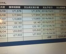 あるサイトから資料を請求・無料の会員録するだけで20万円