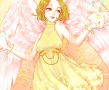 なりたいイメージを似顔絵・イラストにします お姫様や民族衣装を纏った自分、妖精、天使になれちゃう!!