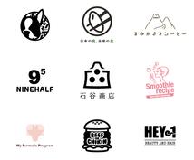 現役デザイナーがロゴ制作承ります 著作権譲渡は基本料金込み!オリジナルロゴ制作いたします