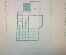 JW-CADにて手書き図面をデータ化します 施主様に手書きの図面を渡していてた大工さんにもオススメ