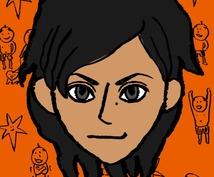 あなたの写真を元にアプリで似顔絵書きます\(^o^)/画像加工全般なんでもOK♪
