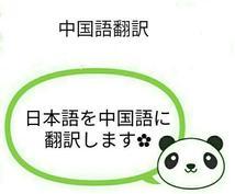 日本語⇄中国語の通訳をします 日本語⇄中国語 (簡繁 両方の翻訳が可能です)