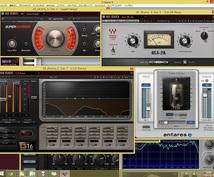 ハンディレコーダーで録ったライブの音を、補正・音圧上げします