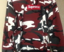 オークションで落札したい方、SUPREMEのパーカーやTシャツが偽物か本物か鑑別します。