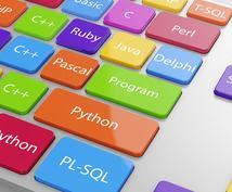 プログラミングの勉強手伝います ゼロから応用までサポートします!