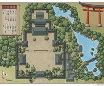 オリジナルの地図(ファンタジーマップ)作ります 本の挿絵、お部屋の飾り、ボードゲームなどに