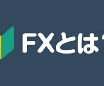 FX開始までの不安を解消します FXを始めるまでのサポートを致します!