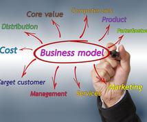 ビジコン優勝現役社長がビジネスモデルを構築します ビジネスモデル構築のアドバイスが欲しい起業家のあなたへ