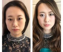 2018年流行りの眉毛の描き方教えます 太眉アーチで優しい雰囲気に。。