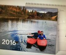 スマホにある写真でカレンダー作ります とにかく記念日に何かを送ってあげたい人におすすめ!