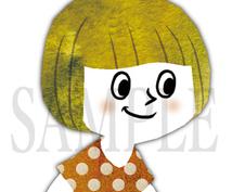 SNSアイコン50種類販売します 自分の似顔絵以外のイラストをSNSアイコンにしたい方向け