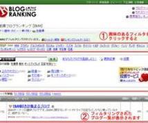 あなたのブログランキングを毎日クリックし、アクセス数を増やします!!