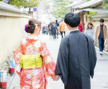 関西地方で出張撮影いたします 旅行中の記念撮影・店舗の宣伝用写真・SNSのプロフィール写真