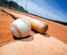 あなたに合わせた野球の練習メニュー教えます 野球をやっているが成長しない…あなたのプレーを見て考えます
