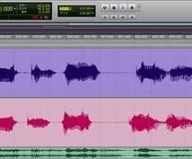 音源データからボーカルとBGMをわけます 【ボーカルだけの音声が欲しい方にも対応】
