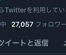 あなたのツイートを拡散します フォロワー2.7万人のアカウントであなたのツイートを拡散!