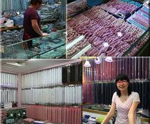 【★実録★中国、天然石買い付け 】~ハンドメイドクリエーター様、応援しております。