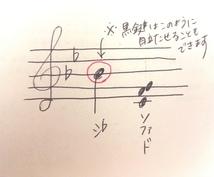 譜読み(読譜)のお手伝いを致します どんな難易度の曲もお引き受けいたします!