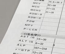 病院の血液・尿検査データをわかりやすく解説します 病院でもらう検査データの意味がわからない方へ