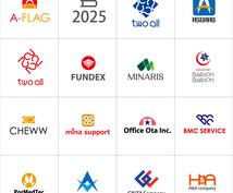 クライアント様の事を考えた機能的なロゴを提案します 広告業界25年以上の経験を活かして、皆様のご要望に答えます
