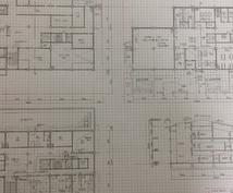 建築士試験 設計製図課題の添削をします 建築士の設計製図試験を受けられる方に