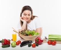 生活スタイルへのアドバイス致します あなたに足りない栄養素や食事へのアドバイス