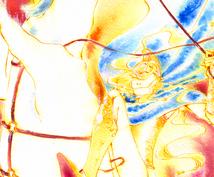 ヒーリングアートで魂の浄化とオーラの強化をしませんか?迷えるあなたにはオラクルカードをご用意致します