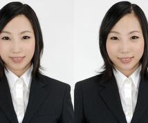 証明写真の様々なサイズに対応 人物写真の加工します 写真館と出版会社で写真加工歴10年の安定した技術