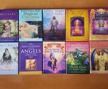 オラクルカードで、メッセージをお伝えします 天使や妖精達からのメッセージを聴いてみたい方へ