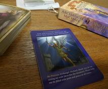 奇跡多発中、宗派を超える大天使のカードで占います 深層心理に迫る占いで、本当の開運を致します
