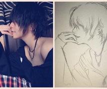 似顔絵やイラスト描きます!