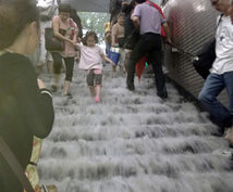 ゲリラ豪雨・台風の浸水対策をします 家の中に水が入ってくる人必見のサービスです!