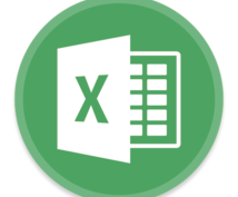 Excel作業を代行します 正確にスピード重視で作業します