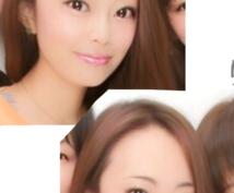 顔や体型まで画像を加工します