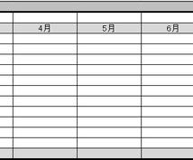家計簿、簡単に付けます 家計簿を簡単にキャッシュフロー表にして、将来に備えましょう!