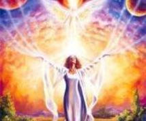 ネガティブ思考の基を癒します レムリアの風の女神の遠隔ヒーリング