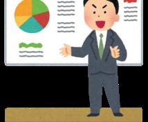 ITの提案で困っている営業マネージャーの方、企画から資料の作成まで請け負います。