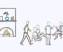 【限定】コモンクラフトスタイルの動画を作成しませんか?商品・サービスの説明動画として最適!