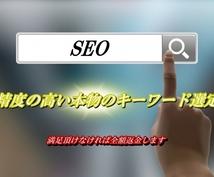 SEO対策 ネット通販の商品のキーワード調査します Amazon・楽天等の商品ページのSEO対策キーワード選定