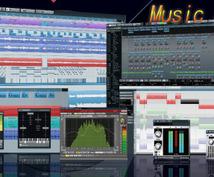 【PCで音楽制作したいけどよく解らない!】とお悩みの方へ、基本から技術的な事まで解決いたします!