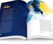 フリーペーパー、社史、自分史、ペット本を制作します コミックを使った自分だけの本、企業もアピール可能